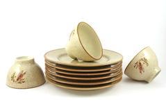 плиты кучи шаров Стоковая Фотография