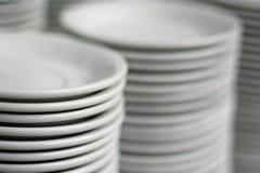 плиты Стоковое фото RF