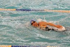 пловец Стоковая Фотография RF