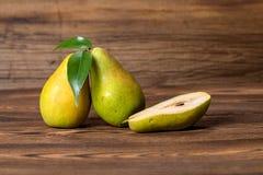 Плодоовощи груш Стоковая Фотография
