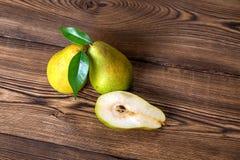 Плодоовощи груш Стоковое Изображение