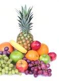 плодоовощи дробят тропическое на участки Стоковое Изображение