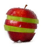 плодоовощи изолировали смешанную белизну Стоковое фото RF