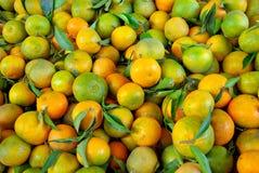 Плодоовощи мандарина Стоковое Изображение RF