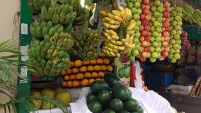 Плодоовощи на магазине стоковые фотографии rf