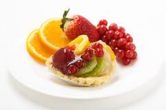 плодоовощи пирожня Стоковое Изображение