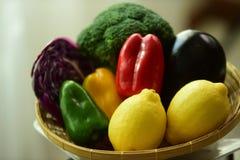 Плодоовощи смешивания близкие свежие фрукты вверх Здоровая еда, dieting концепция стоковое фото