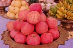 Плодоовощи Яблока Стоковое Изображение