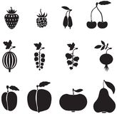 плодоовощи ягод Бесплатная Иллюстрация