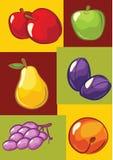 плодоовощи иллюстрация вектора