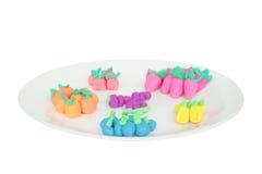 плодоовощи dof собрали миниатюры отмелые стоковая фотография