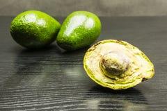 Плодоовощ авокадоа - раздел Стоковые Фото