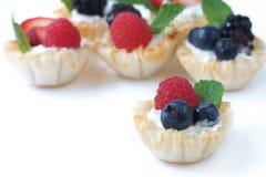 плодоовощ десерта Стоковое Изображение