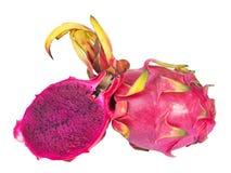 Плодоовощ дракона изолированный на белой предпосылке Стоковое Изображение RF