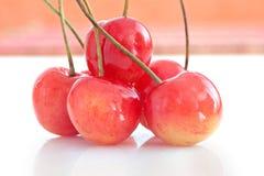 плодоовощ еды диетпитания вишни здоровый стоковые фото