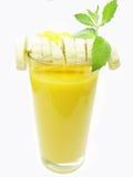плодоовощ коктеила банана Стоковая Фотография RF