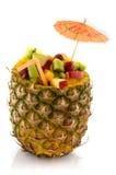 плодоовощ коктеила тропический Стоковые Фото
