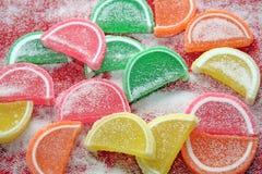 плодоовощ конфеты предпосылки Стоковое фото RF