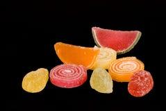 плодоовощ конфеты Стоковое Фото
