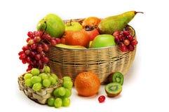 плодоовощ корзины Стоковые Изображения