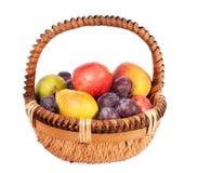 плодоовощ корзины Стоковое Изображение RF