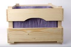 плодоовощ коробки Стоковая Фотография RF