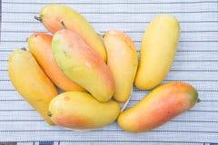 Плодоовощ манго, плодоовощ на лете Стоковая Фотография RF