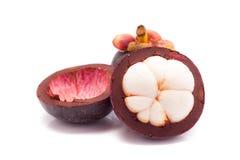 Плодоовощ мангустана Стоковые Изображения RF