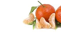 Плодоовощ мандарина или tangerine Стоковое Изображение RF
