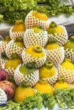 Плодоовощ мандарина Sumo Стоковая Фотография RF
