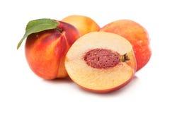 Плодоовощ персика стоковая фотография rf