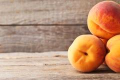 Плодоовощ персиков Стоковые Фото