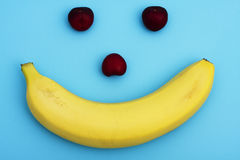 плодоовощ стороны счастливый Стоковое Фото