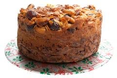 плодоовощ торта домодельный стоковое фото rf