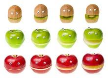 плодоовощ характеров Стоковая Фотография RF
