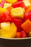 плодоовощ шара смешал один салат тропический Стоковые Фото