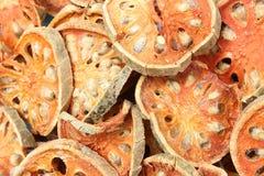 плодоовощ bael сухой Стоковая Фотография