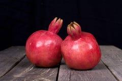 Плодоовощ Pomegranate венисы Стоковое Изображение RF