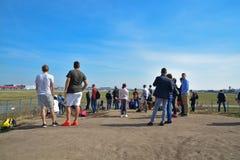 Плоские spotters Стоковая Фотография RF
