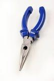 плоский инструмент плоскогубцев носа Стоковые Изображения RF