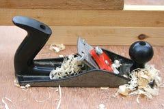 плоский woodworking Стоковые Изображения RF