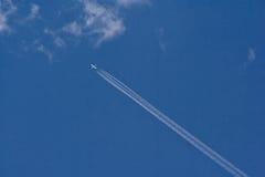 плоское небо Стоковое Изображение RF