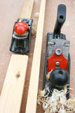 плоскости плотников Стоковые Изображения RF