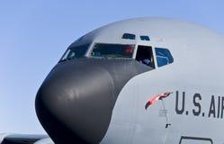 плоскость Военно-воздушных сил Стоковое Изображение RF