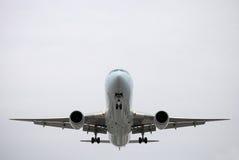 плоскость воздуха Стоковые Фотографии RF