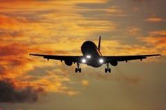 плоскость воздуха Стоковая Фотография RF