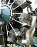 плоскость мотора Стоковое Изображение
