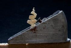плоскость плотников Стоковые Фото