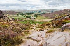 Плотв, пиковый район, Великобритания Стоковые Изображения RF