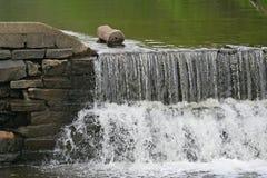 плотина стоковая фотография rf